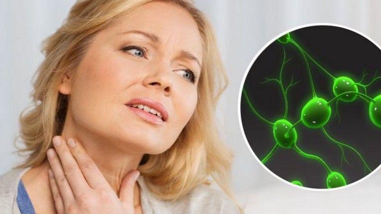 nyirokcsomó rák tünetei top készítmények a férgekhez