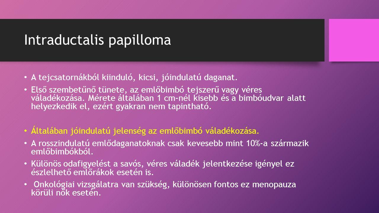 Jóindulatú emlődaganatok