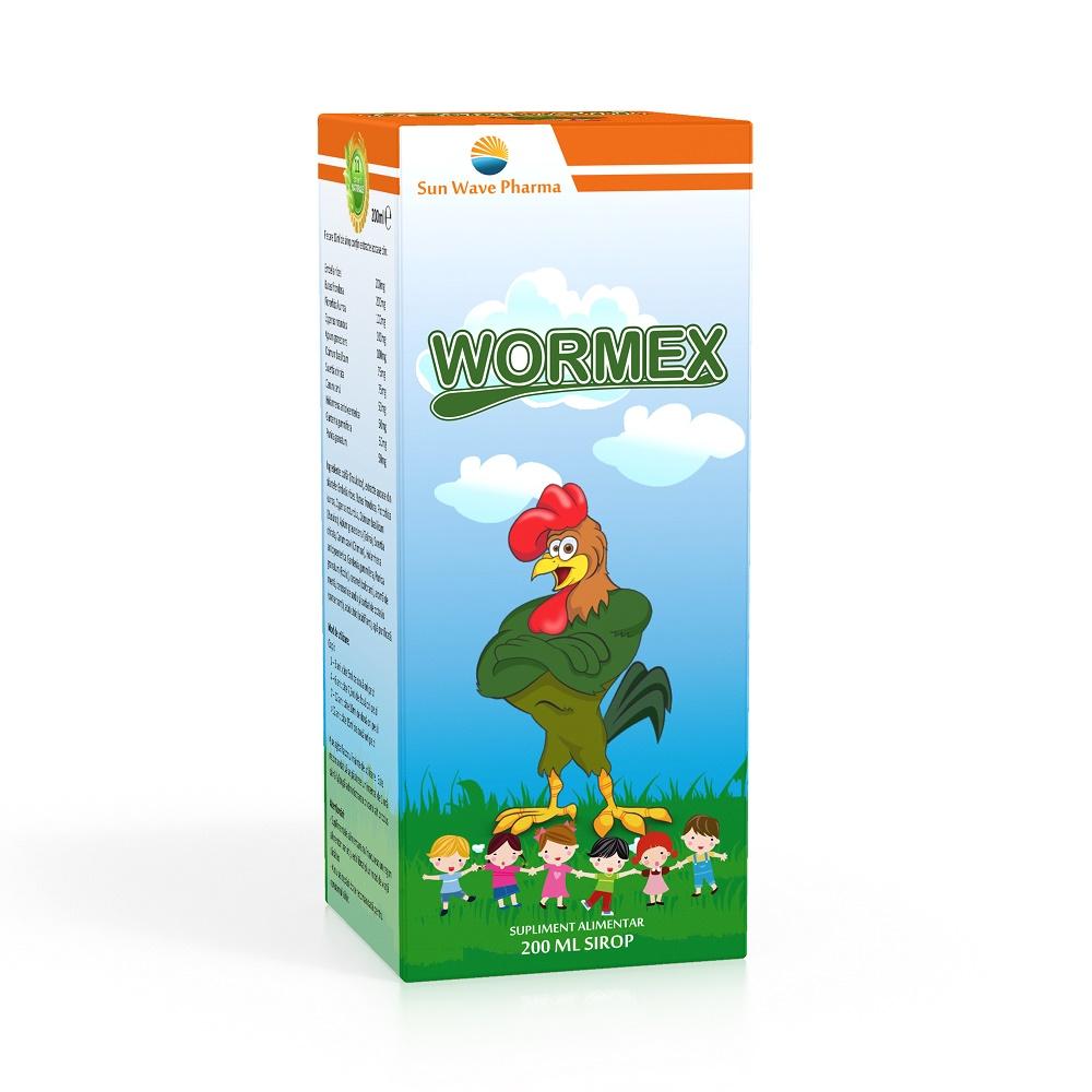 helmiflores vagy wormex