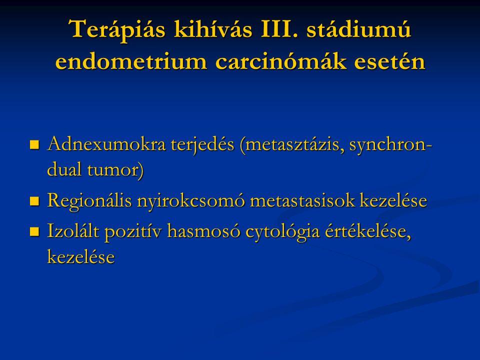 endometrium rák nccn emberi papillomavírus fertőzés jelentése