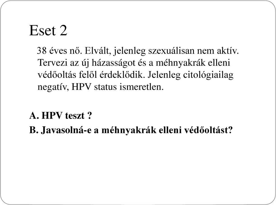 humán papilloma vírus vakcina metaanalízis