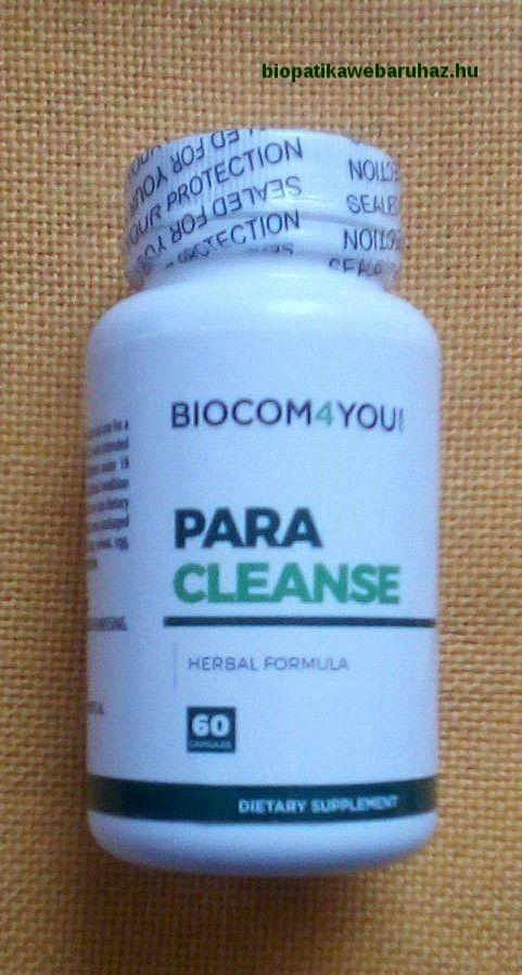 paragon parazita gyógyszer gyógynövényes tinktúrák parazitákhoz